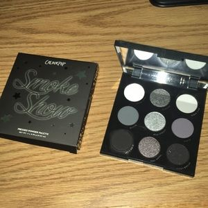 Colourpop Smoke Show Pressed Powder Palette